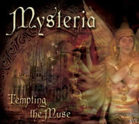 Mysteria - Tempting the Muse [Intentcity ICCD80020] 2006
