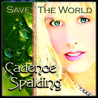 Cadence Spalding - Save The World [Sound Manipulations SM CAD01] 2009