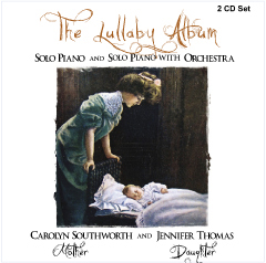 Carolyn Southworth - The Lullaby Album [Heron's Point Music HP1002] 2009