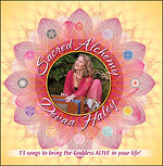 Devaa Haley - Sacred Alchemy [Self Released ] 2011