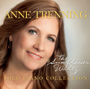 Anne Trenning - The Sunflower Waltz [Shadetree Records 26393] 2015