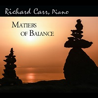 Richard Carr - Matters of Balance [Rec'D Music RECD10/11-2] 2016