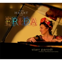 Starr Parodi - The Heart of Frida [Sonic Doppler Records ] 2016