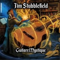 Jim Stubblefield - Guitare Mystique [Natural Elements Records NE3005] 2017