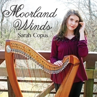 Sarah Copus - Moorland Winds [Galactic Playground Music ] 2017