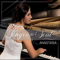Anastasia - Songs of the Soul [Self Released ] 2018