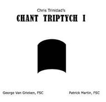 Chris Trinidad - Chant Triptych I [Iridium Records IRK 2017 01] 2017