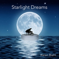Karen Biehl - Starlight Dreams [Self Released ] 2018