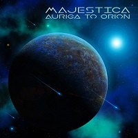Majestica - Auriga to Orion [Heart Dance Records HDR18020] 2018