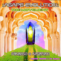 Paradiso - Agape Evolution: The Movement [5th Element Music PMR009] 2018