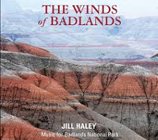 Jill Haley - The Winds of Badlands [CorAnglais COR 87106] 2019