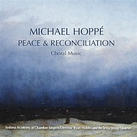 Michael Hoppé - Peace & Reconcilitation [Spring Hill Music SHM6076] 2020