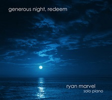 Ryan Marvel - generous night, redeem [Self Released ] 2019